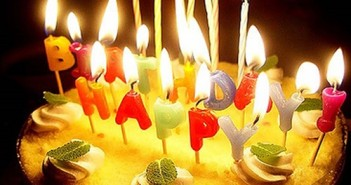 Lời chúc mừng sinh nhật hay tuyển chọn 3