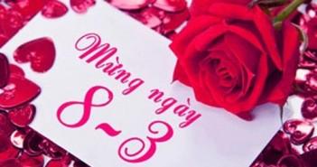 Lời chúc 8/3 ý nghĩa hay nhân ngày quốc tế phụ nữ tặng người yêu bạn bè 5