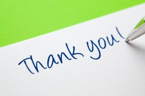 Câu nói chân thành cảm ơn hay nhất cho cuộc sống 6