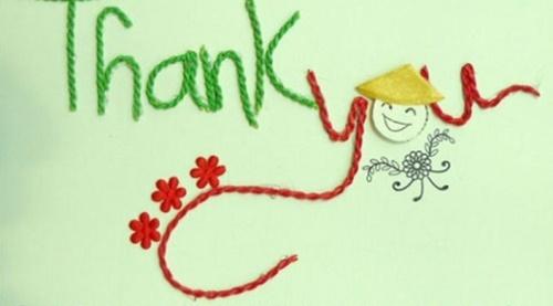 Câu nói chân thành cảm ơn hay nhất cho cuộc sống 7