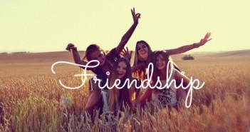Định nghĩa hay ý nghĩa về tình bạn qua 10 chữ cái của của từ FRIENDSHIP-10
