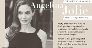 Những lời chia sẻ chân thành dành cho bạn gái từ những người phụ nữ nổi tiếng nhất thế giới-2