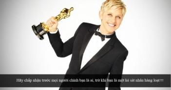 Tổng hợp những câu nói hài hước thấm thía nhất về cuộc sống từ nữ MC lừng danh Ellen DeGeneres-6