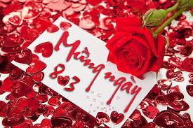 Ý nghĩa của số lượng màu sắc hoa hồng dành tặng phái đẹp trong ngày 8/3-2