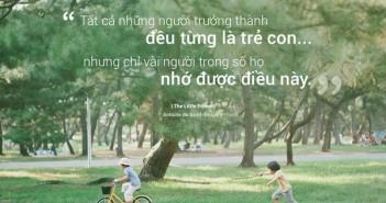 Những câu nói hay êm đềm ý nghĩa nhất về cuộc sống khiến bạn muốn bé lại ngay lập tức-6