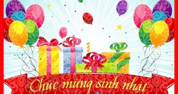 Những lời chúc sinh nhật ngọt ngào dễ thương nhất mà ai cũng sẽ thích bằng hình ảnh-1