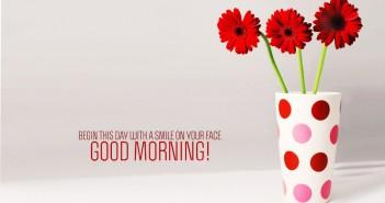 Những lời chào buổi sáng ngọt ngào ý nghĩa cho cuộc sống mà bạn không thể không biết-1