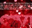 Những câu chúc Valentine hay nhất ý nghĩa nhất dành tặng người yêu 4