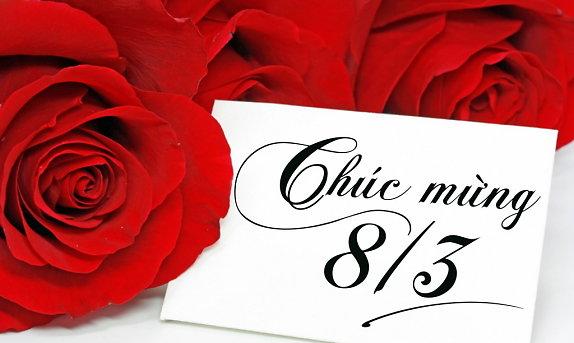 Ý nghĩa của số lượng màu sắc hoa hồng dành tặng phái đẹp trong ngày 8/3-4